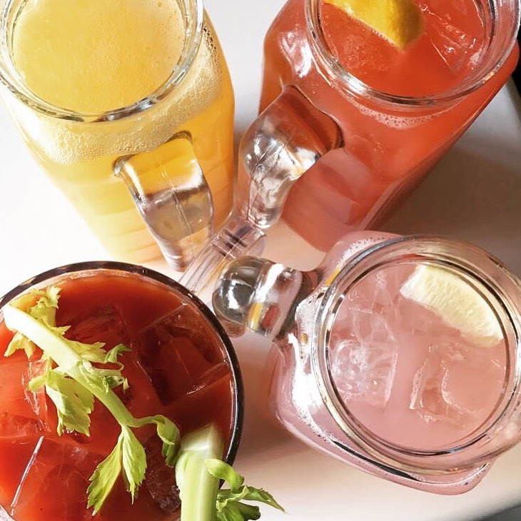 Randolph Beer - Williamsburg, Nolita1 main and brunch punches, bloody marys, mimosas or select beers for $37