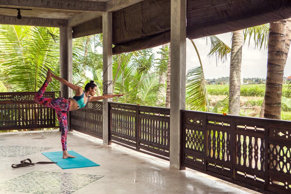 Meditation & Yoga -