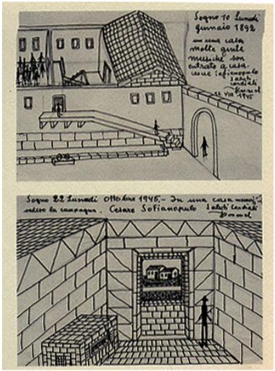 Original Drawing by Vito von Thümmel
