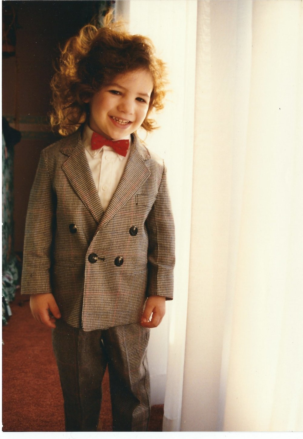 Judd as a toddler - January 19, 1991 - Los Angeles, California