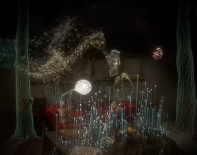 Viewing Icelandic post-rock band Sigur Ros' science fiction world through the Magic Leap One