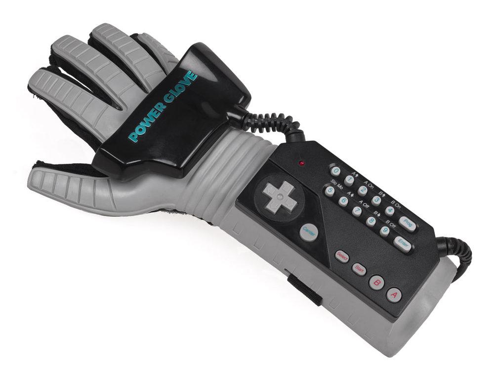 Nintendo Power Glove The Wizard