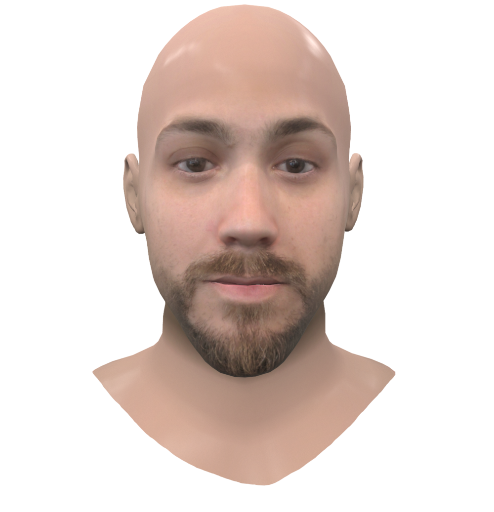 INTARACT 3-D Digital Avatar Creation Sample