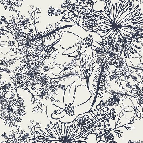 Quietude Dusk - Tule by Leah Duncan