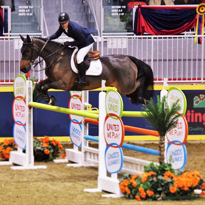 Pure Horse Sense Blog- McLain Ward jumping at the royal winter fair