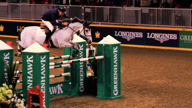 Pure Horse Sense Blog- Mac Cone at the royal winter fair