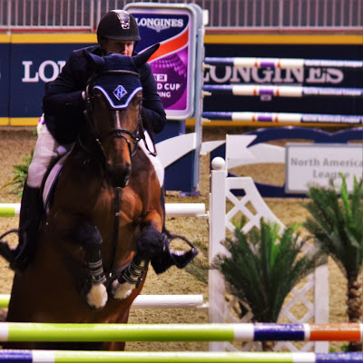 Pure Horse Sense Blog | McLain Ward and HH Azur at the royal winter fair
