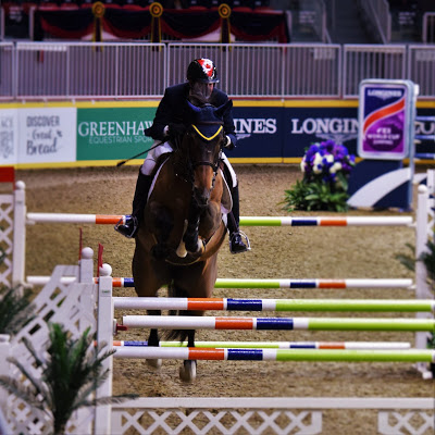 Pure Horse Sense Blog- Ian Millar at the royal winter fair