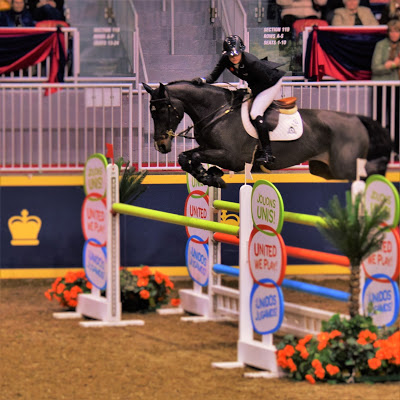 Pure Horse Sense Blog- Tiffany Foster at the royal winter fair