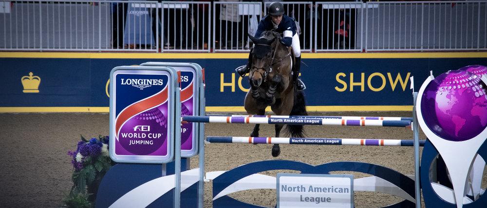 Kent Farrington Jumping