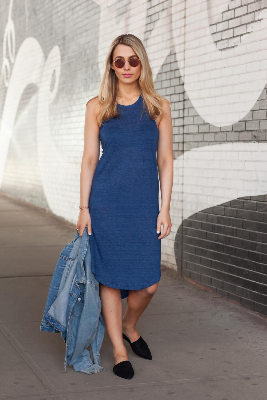 Dreamer Style - KES NYC Midi Dress