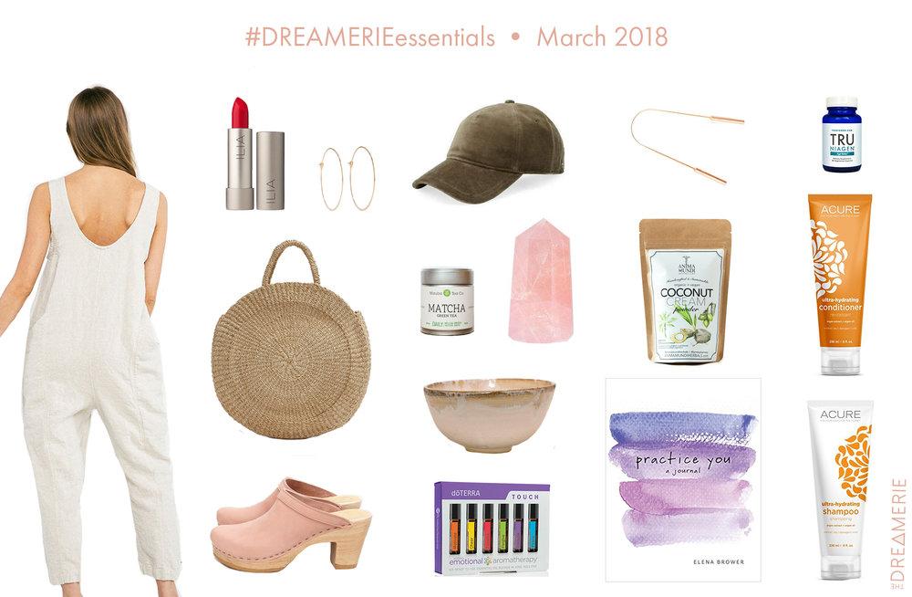 Dreamerie Essentials • March 2018.jpg