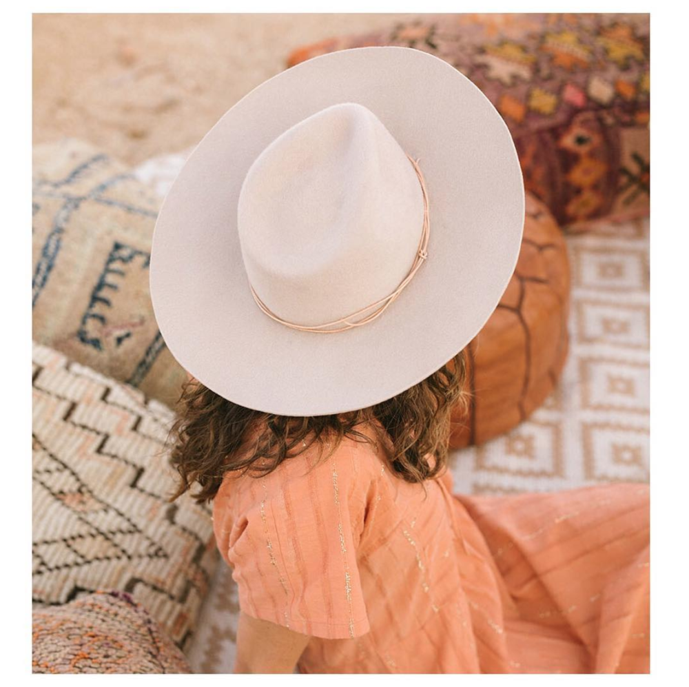 Boswell - Created by milliner Brooks Boswell these hats are made-to-order and will last a lifetime. One of my favorites! Image Credit