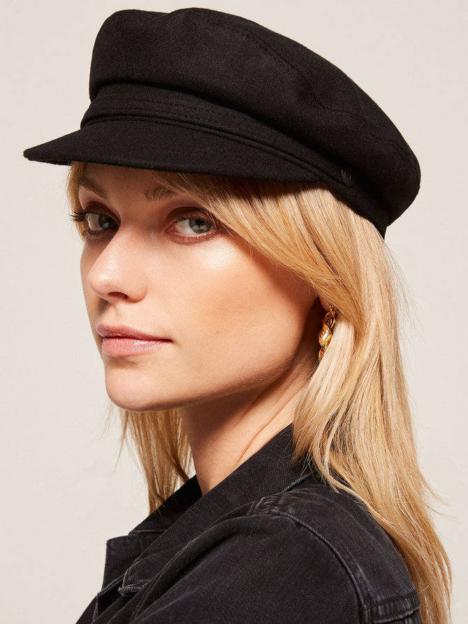 Reformation - Always a go-to for stylish pieces, Reformation recently started curating accessories and always has must-have hats in the selection.