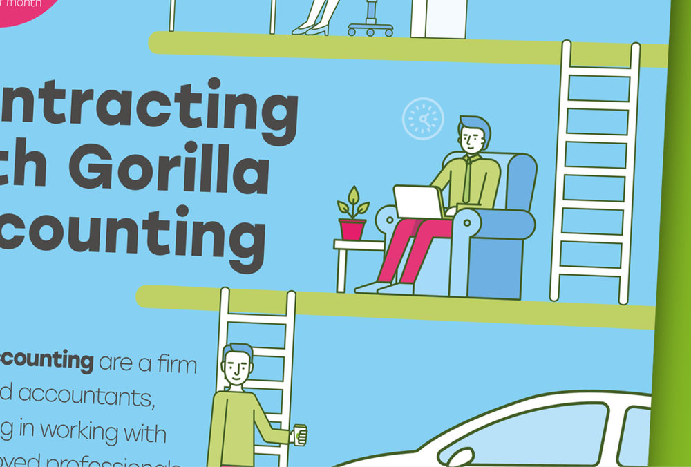 GORILLA ACCOUNTING CAMPAIGN