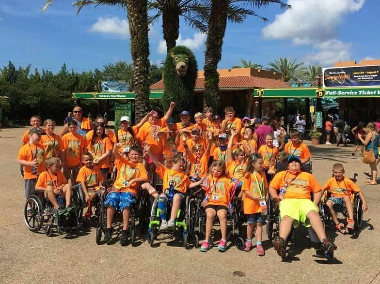 Hip, hip, hooray! - In 2018, we're celebrating 6 consecutive years of Camp Perthes. We now have camps in 3 different countries, and adding a 4th in 2019. Thank you to everyone who believed in us, as we continue to dream, grow, and bring joy to children with Legg-Calve-Perthes disease.