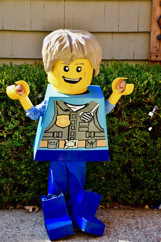"Oliver Davis, Age 7, Overland Park, KS, Perthes (left hip), ""Lego Chase McCain"""