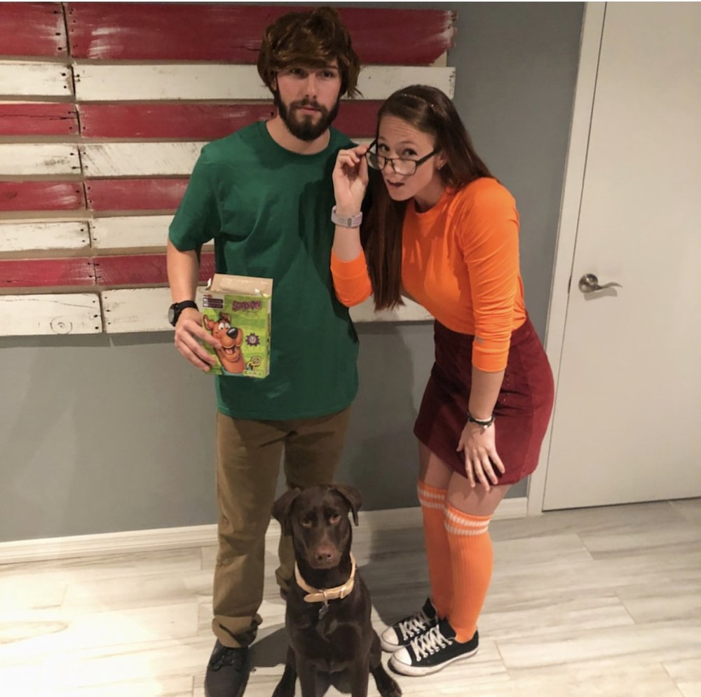 "Copy of Rachael Foote, Age 23, Baltimore, MD, Perthes (right hip), ""Velma from Scooby-Doo"""