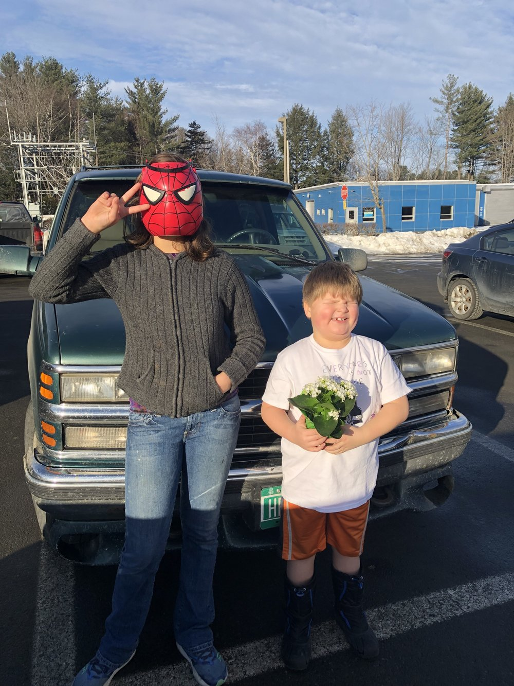Congratulations to Zac, our Grand Prize Winner! - Zac Prestridge (age 7, right hip Perthes, lives in Vermont), found all 20 items in the fastest time, 1 hour and 22 mins! Way to go, Zac! He wins our special Spider-Verse roller backpack, 4 free movie tickets + other cool merchandise from PKF & Sony Pictures!