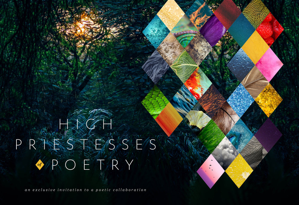 High Priestesses Of Poetry 2018