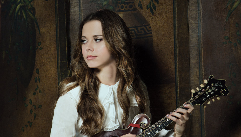 Sierra Hull Mandolin Masterclass July 13