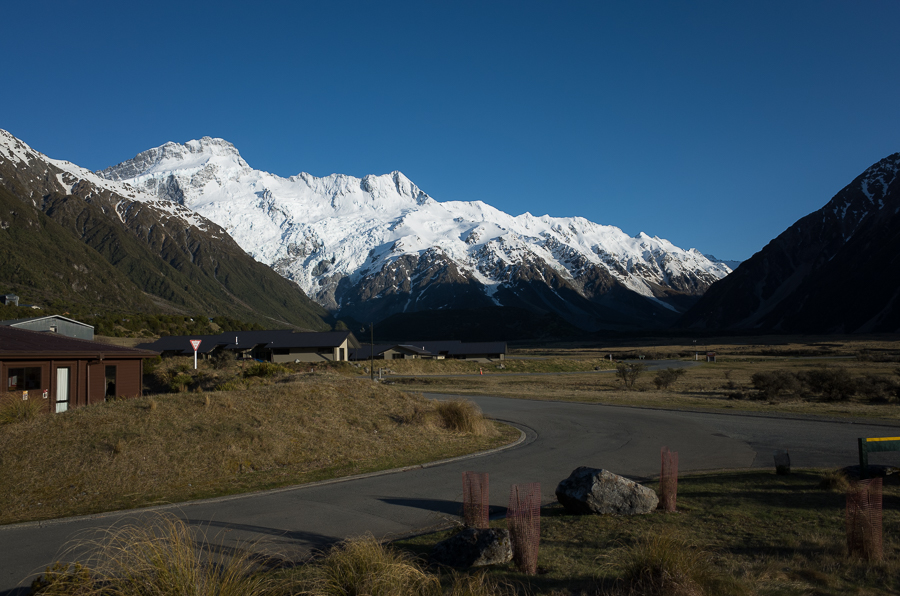 Mt Cook Village, currently my favorite place on Earth