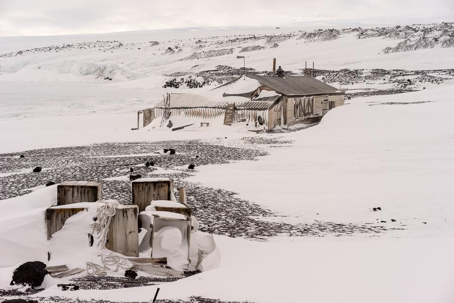 Cape Evans Terra Nova Hut