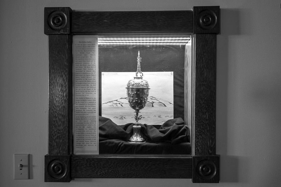 Which Houses the Erebus Chalice