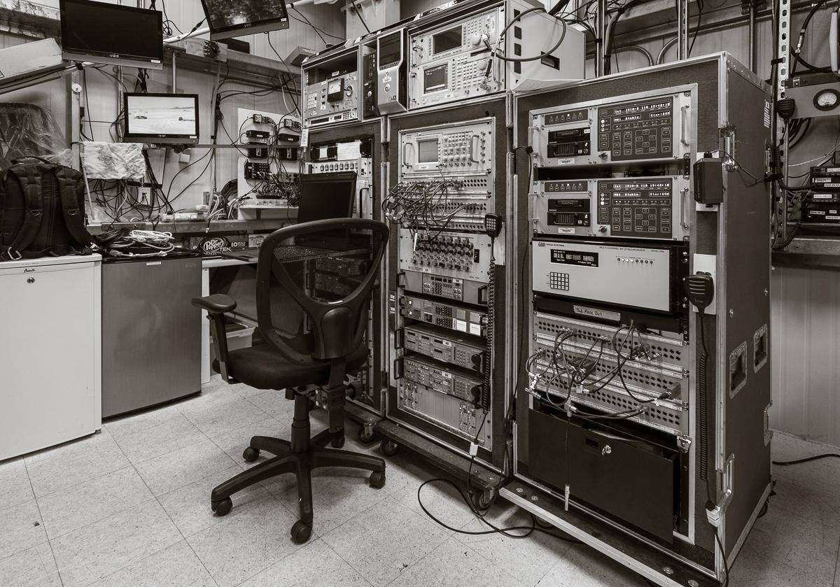 Telemetry Building hardware.