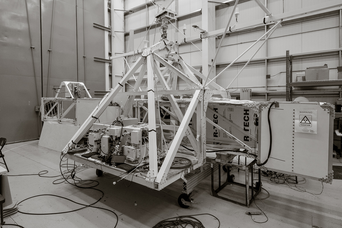 GRIPS Telescope.