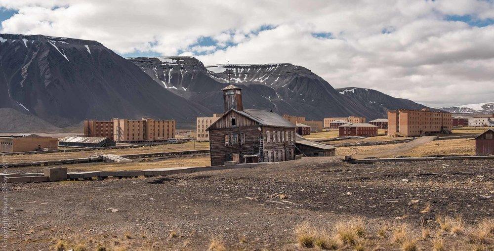 Pyramiden, Svalbard