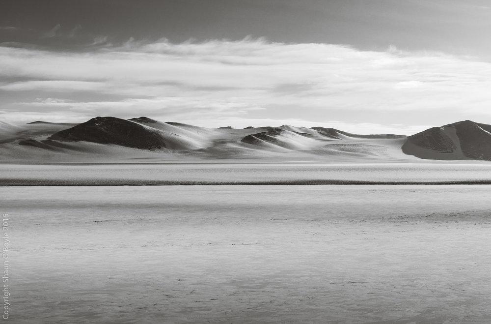 Royal Society Range and Bowers Piedmont Glacier
