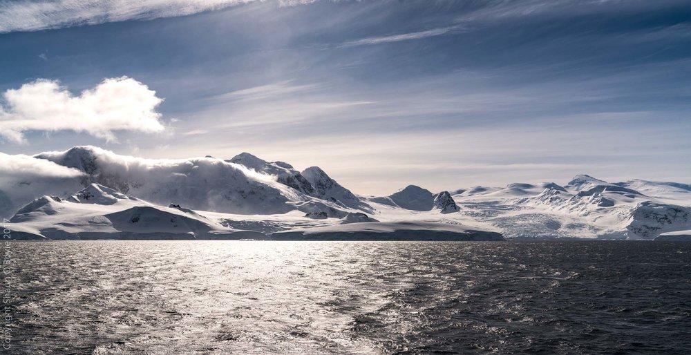 Brabant Island, Gerlache Strait