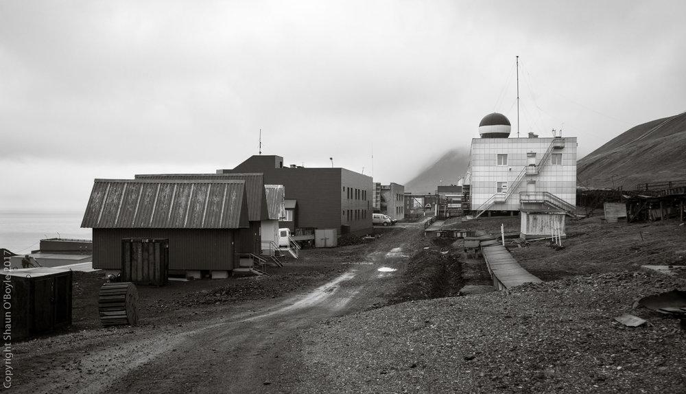 Barentsburg, Svalbard, Norway