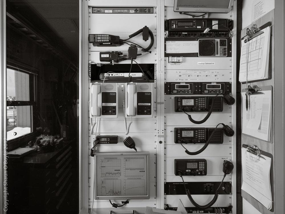 Radio consoles