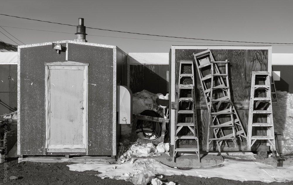 Carp Shops sheds