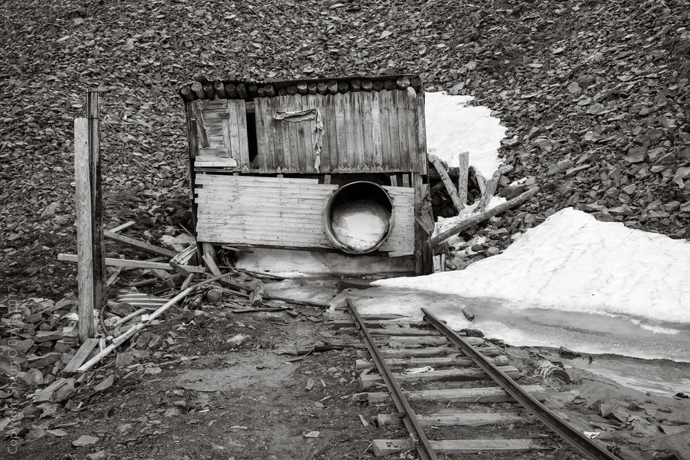 Entrance to Mine #4