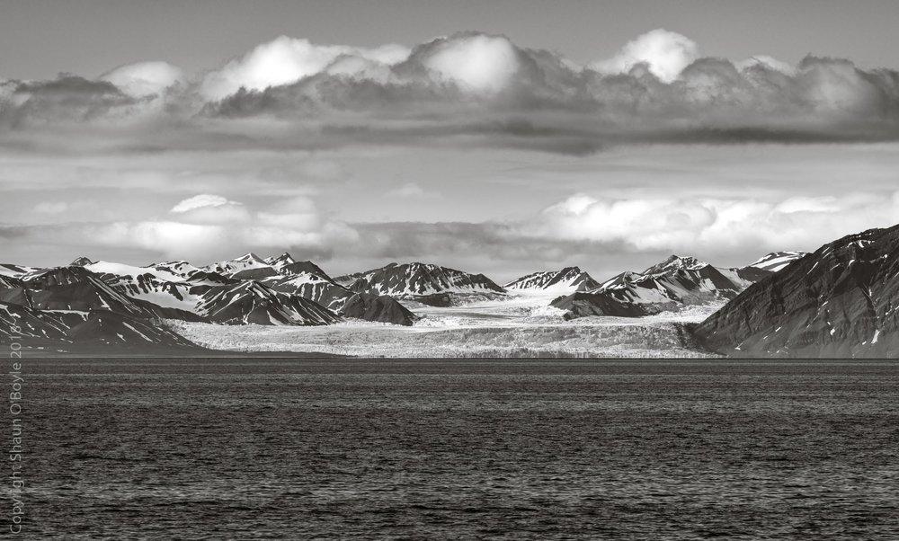 Borebreen Glacier