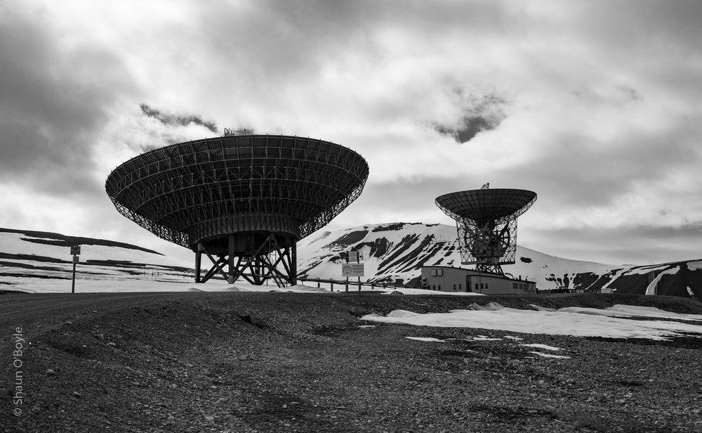 EISCAT Svalbard Radar to study the Aurora