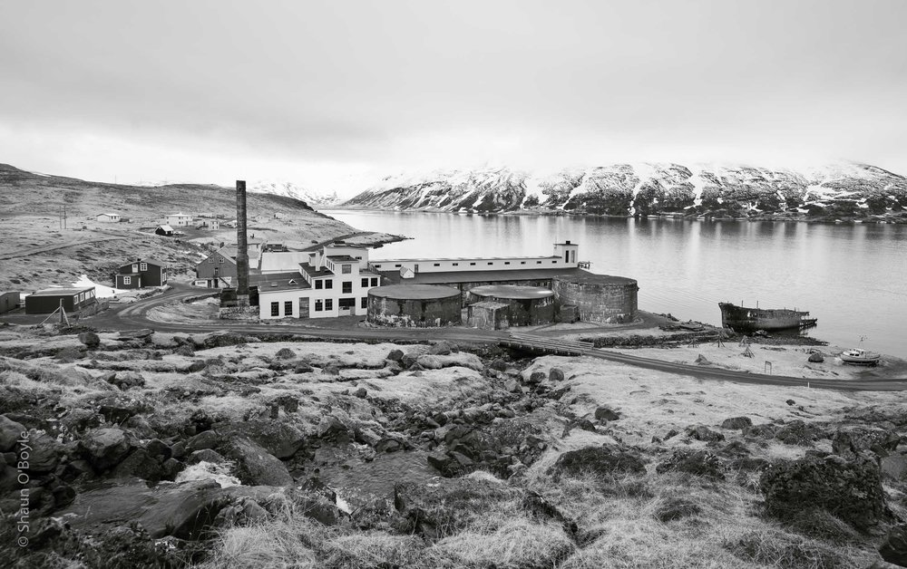 Djupavik, West Fjords
