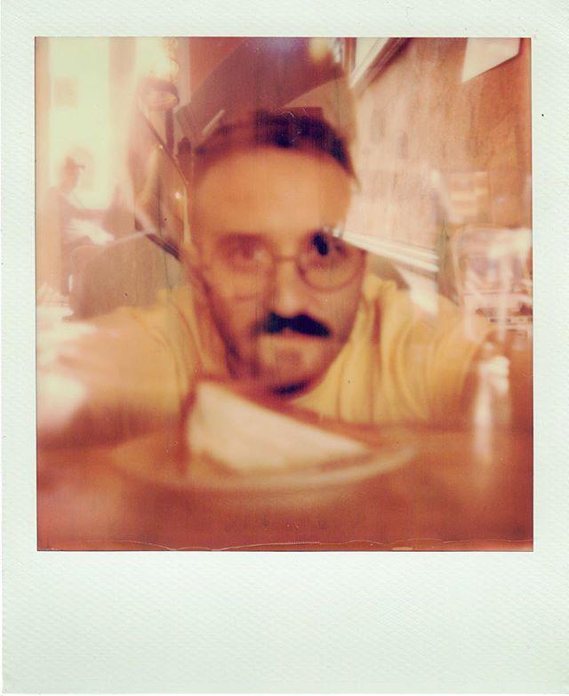 y u m . . . #onestep2 #polaroid #cake #polaroid #onestep2 #onestep #gay #gayboy #love #gaylove #gays #bk #nyc #newyork #instagay #daddy