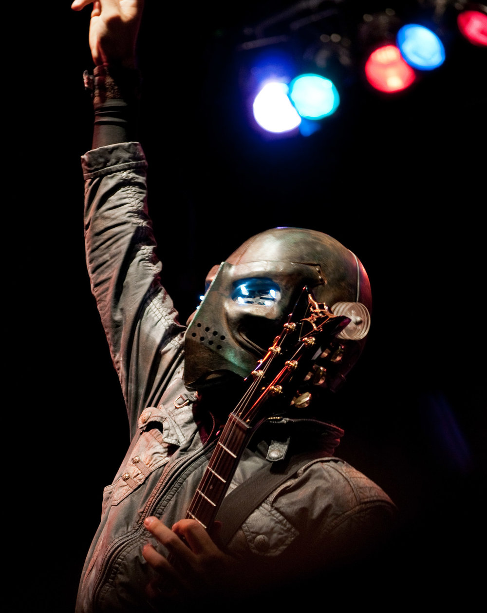 Powerman 5000 live in concert | Guitar solo, Rock show | Photo by BillyBengtson.com