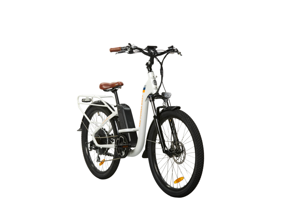 Rad Power Bikes | 2018 RadCity Step-Thru Electric Commuter Bike   $1,499.00
