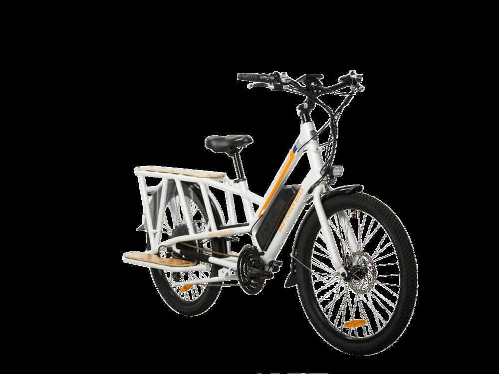 Rad Power Bikes | 2018 RadWagon Electric Cargo Bike   $1,599.00