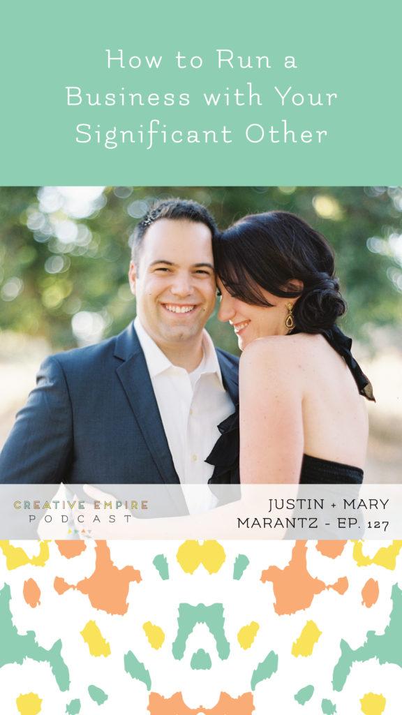 Instagram Story | Episode 127 | Justin + Mary Marantz