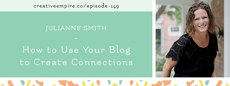 Email Header | Episode 149 | Julianne Smith