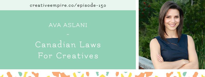 Email Header Template | Episode 150 | Ava Aslani