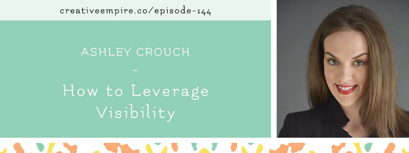 Email Header | Episode 144 | Ashley Crouch