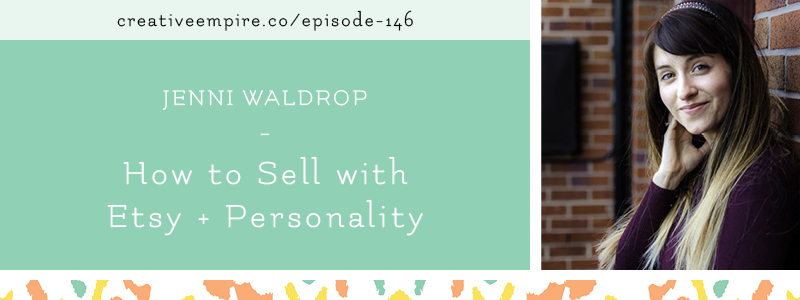 Email Header | Episode 146 | Jennie Waldrop