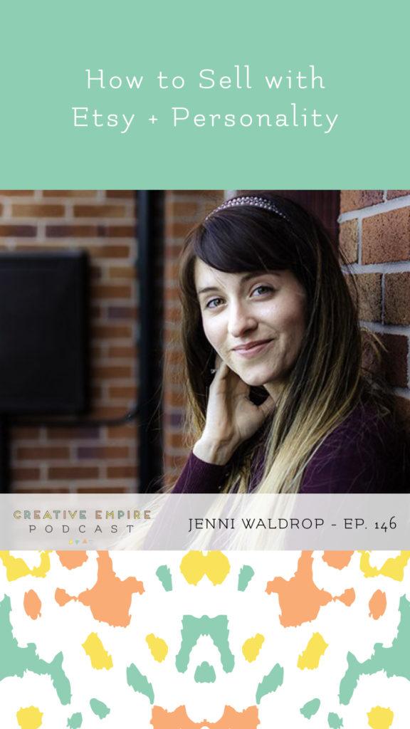 Instagram Story | Episode 146 | Jennie Waldrop